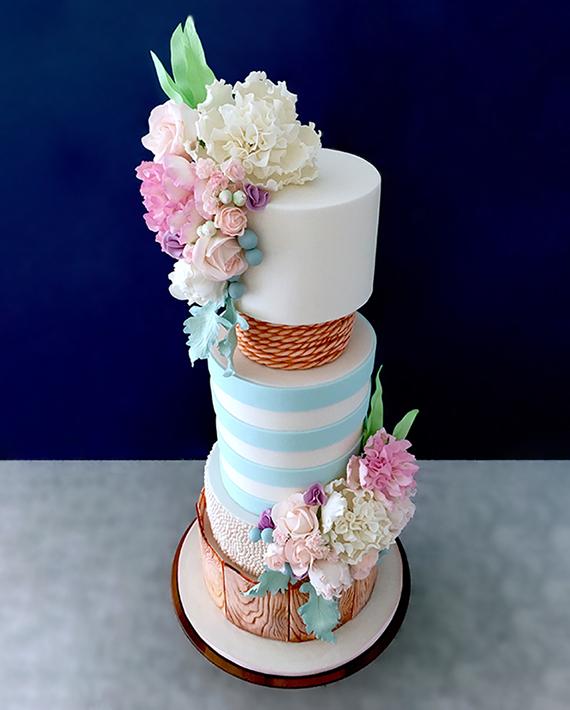 Sarah Nautical Cake